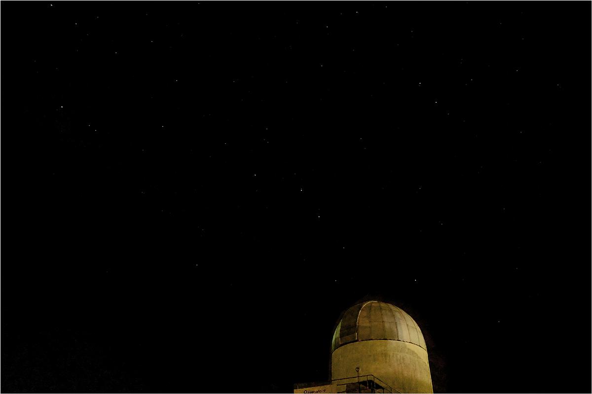 Observatoire d'Astronomie - Le Soler  -  66270 - Le Soler P1000411