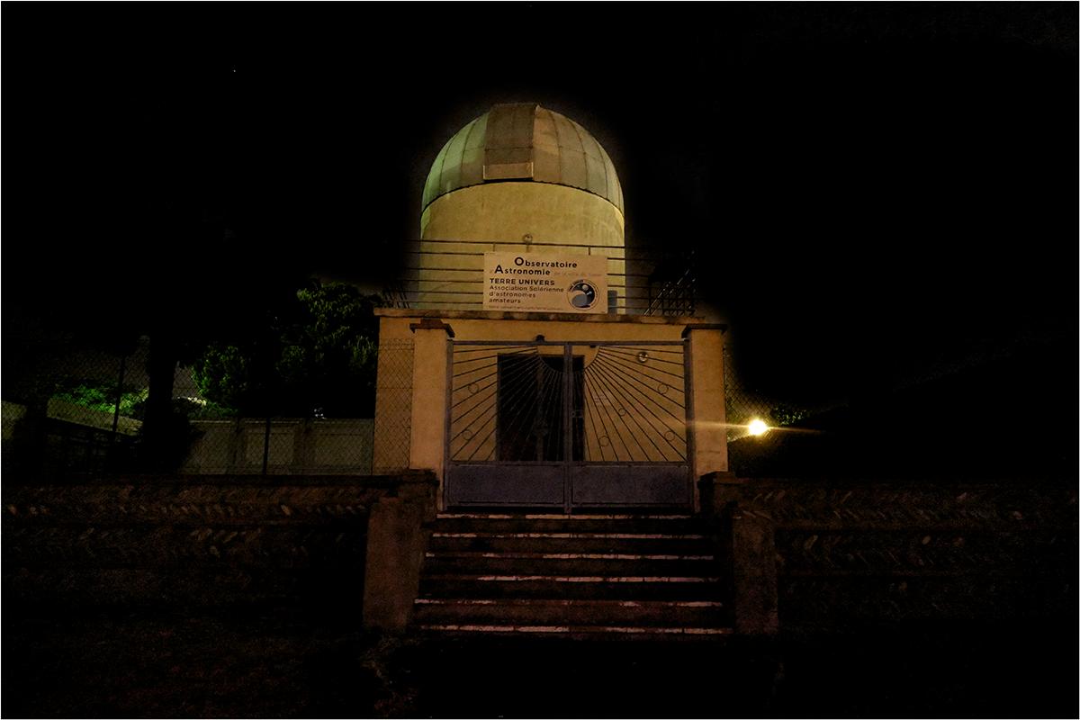 Observatoire d'Astronomie - Le Soler  -  66270 - Le Soler P1000412