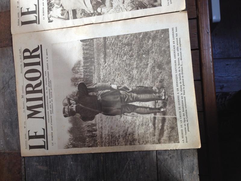2 journaux le miroir  Img_2114