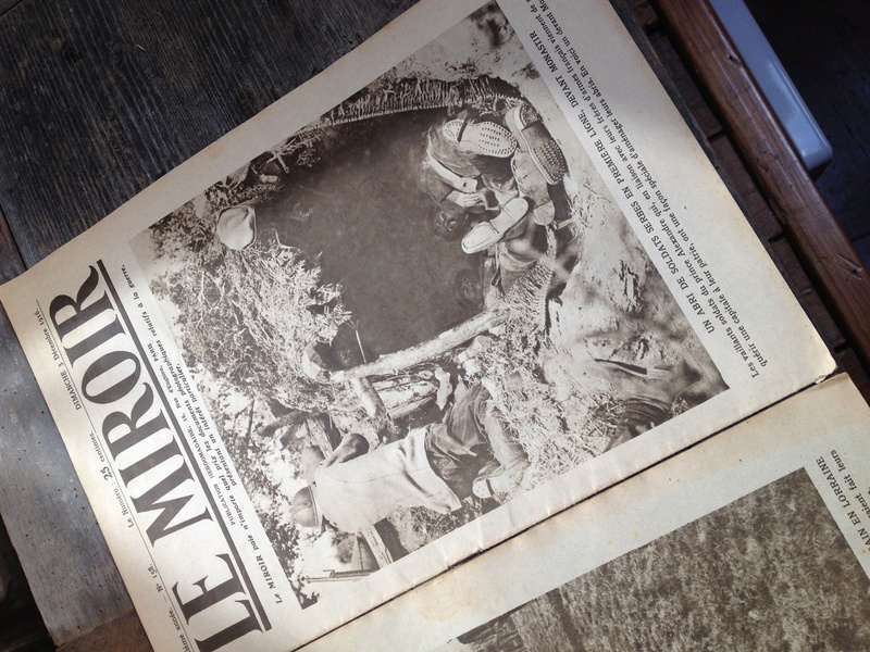 2 journaux le miroir  Img_2115