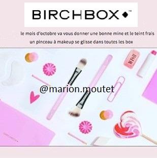 [Octobre 2016] Birchbox  Birchb10