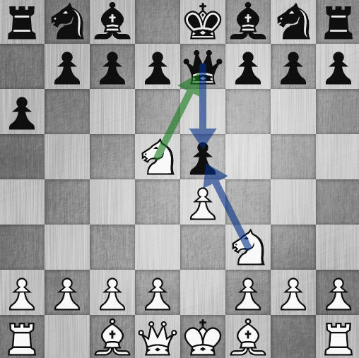 Online Chess Lessons - 2: Basic Tactics Screen27
