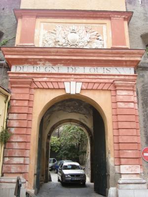 Porte Louis XVI (Bastia) M_phot10