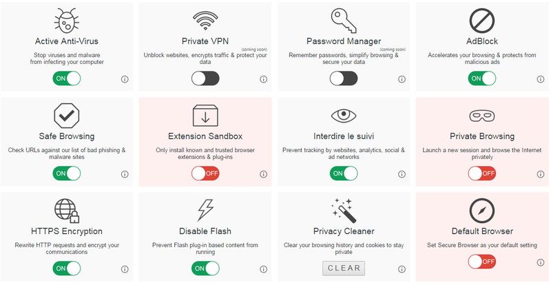 Secure Browser & 360 Browser 2 navigateurs légers alternatifs à Chrome Sb210