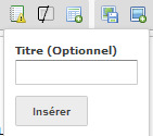 Tutoriel : la barre d'outil de l'éditeur de message Spoile10