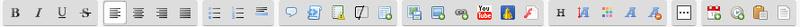 Tutoriel : la barre d'outil de l'éditeur de message Tuto_b10