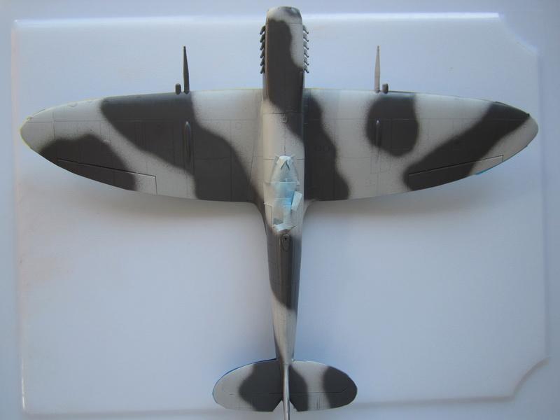 Supermarine Spitfire MK IX C 1/48 Eduard Img_2217