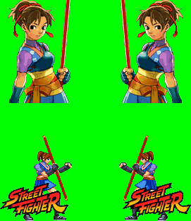 Nanase from street fighter released! - Page 2 Nanase10