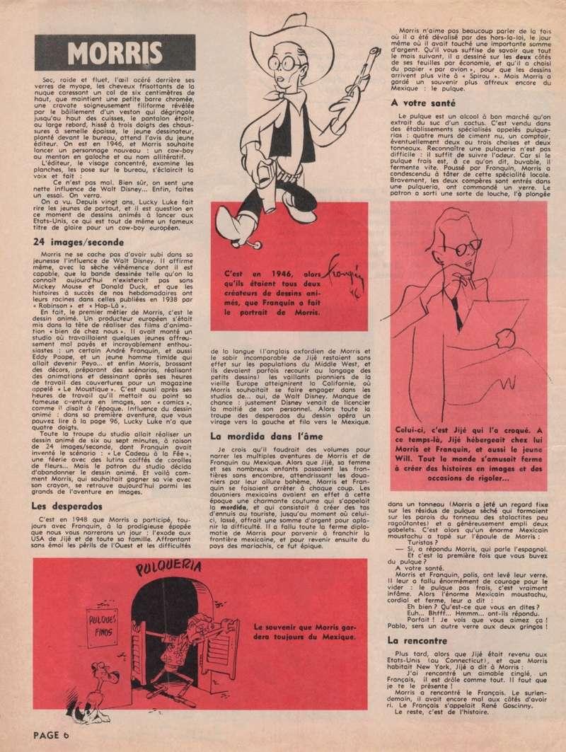 Journal de Spirou : les numéros spéciaux - Page 4 Specia14