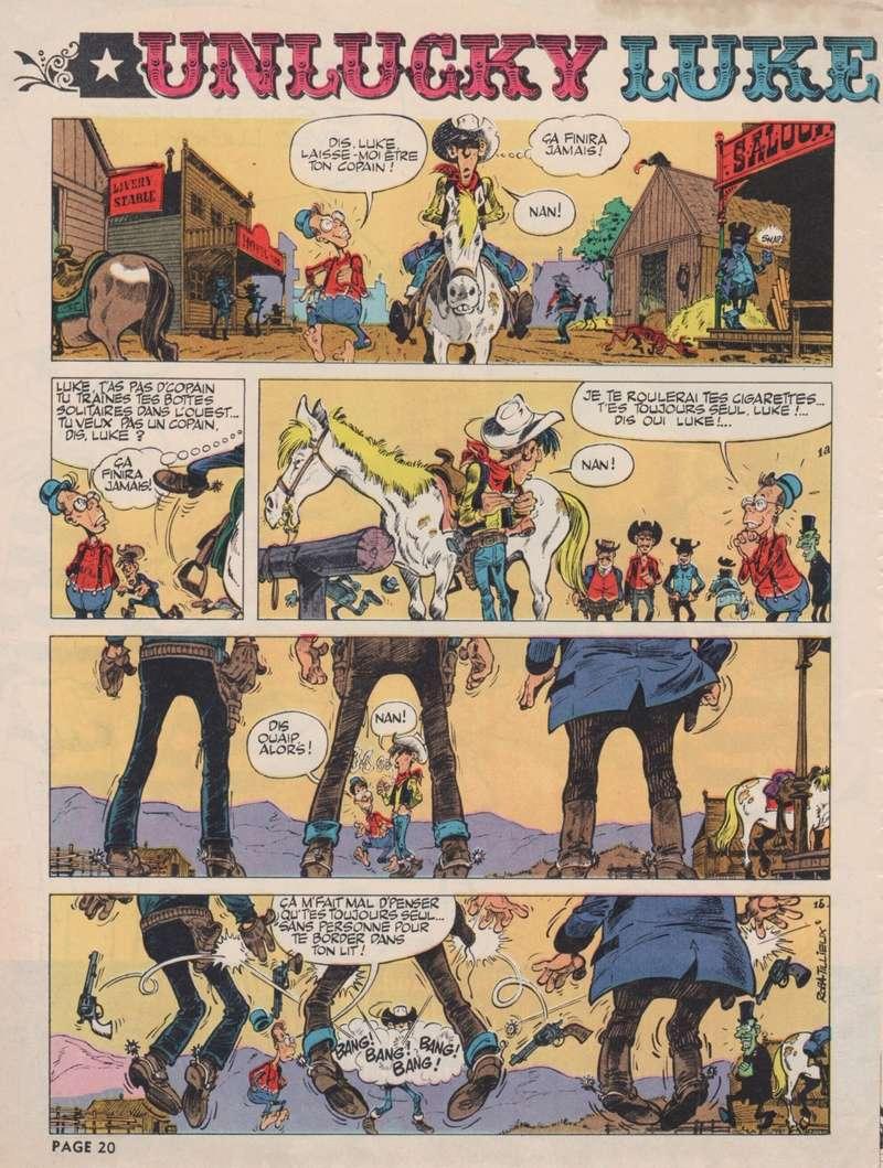 Journal de Spirou : les numéros spéciaux - Page 4 Specia19