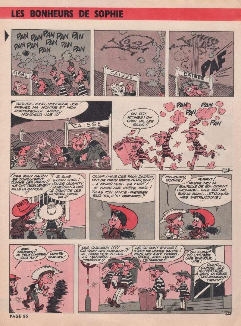 Journal de Spirou : les numéros spéciaux - Page 4 Specia23