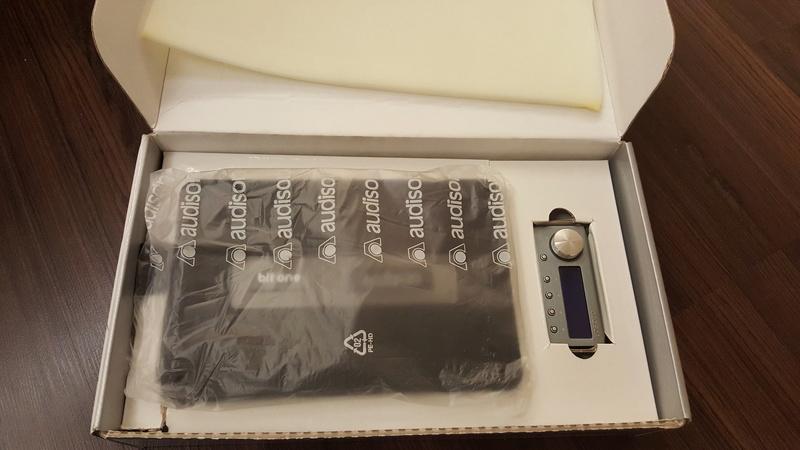 Audison Bit One Sound Processor (sold) 20160911