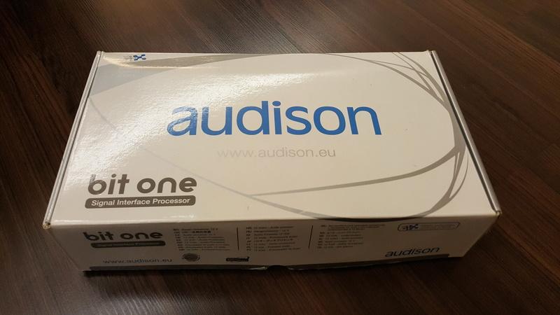 Audison Bit One Sound Processor (sold) 20160912