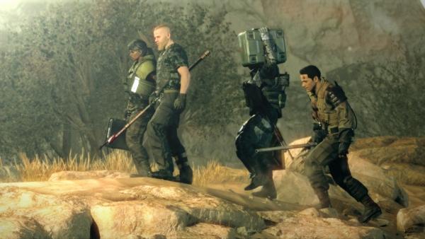 Metal Gear Survive gameplay première démonstration pour le 17 Septembre Metal-10