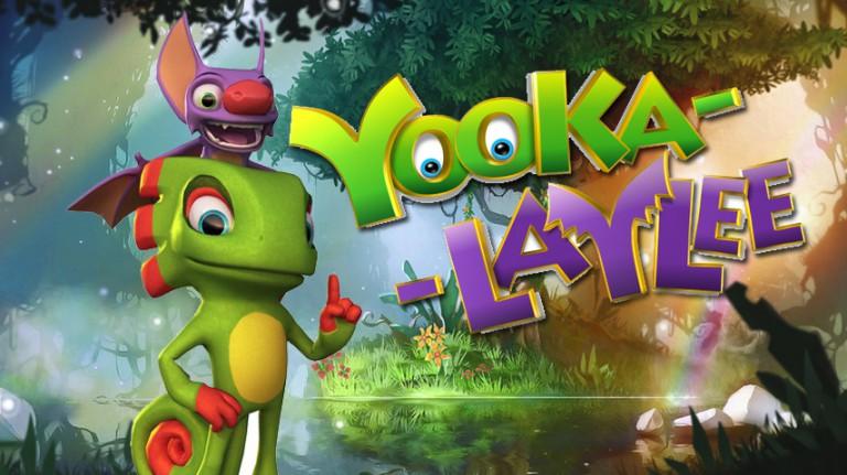 Yooka-Laylee - Gamescom 2016 Trailer Yooka-11