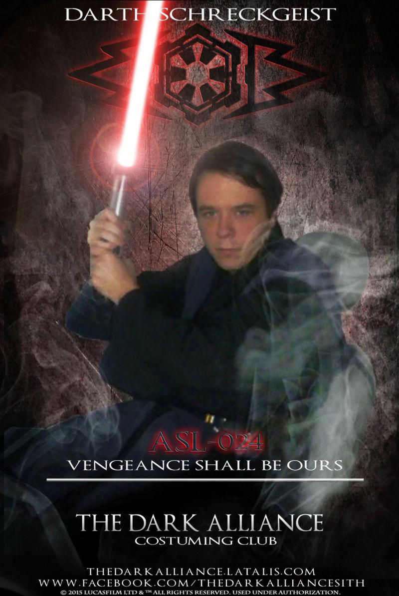 #24. ASL-024 Darth Schreckage Anakin Vader /Darth Schreckgeist * 8/27/13 Asl02410