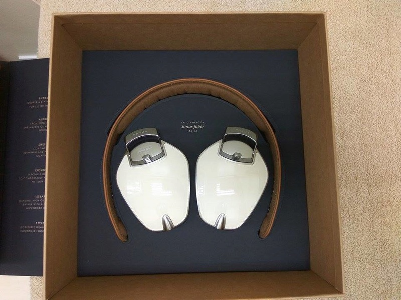Sonus Faber Headphone Pryma - Carbon Marsala 14518210