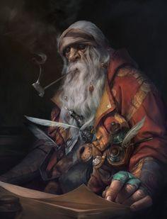 Néom Barata - Ancien chef des « Cachés » D130d910