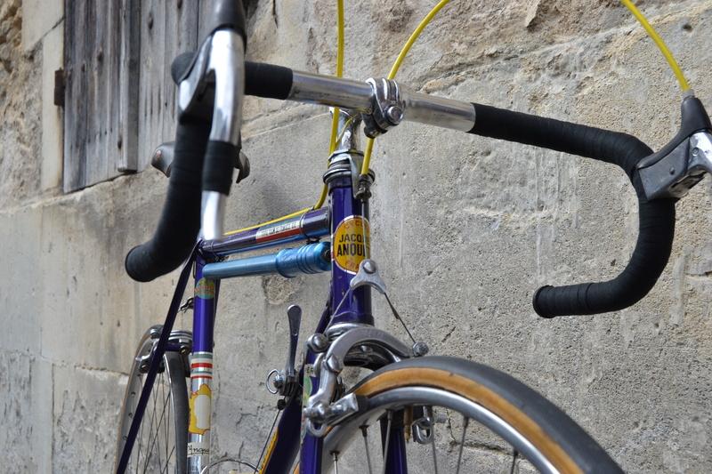 Vélo Jacques Anquetil  Anquet12