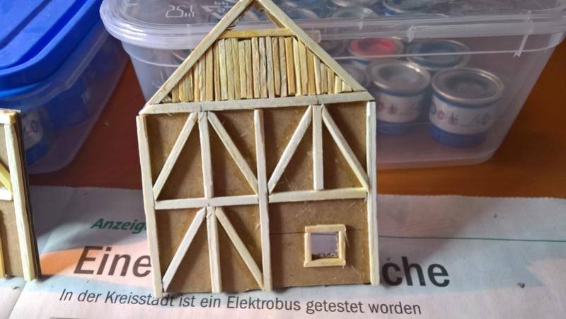 Strohdach für Mittelalter Häuser Wp_20110