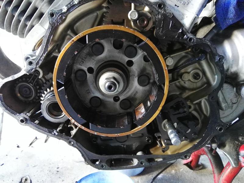 XV 750 SE >> XV 1100 Virago Cafe racer - Page 2 Img_2013
