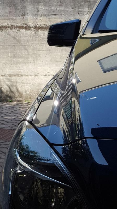 """Primo lavoro """"completo"""" Mercedes Classe B 20160836"""