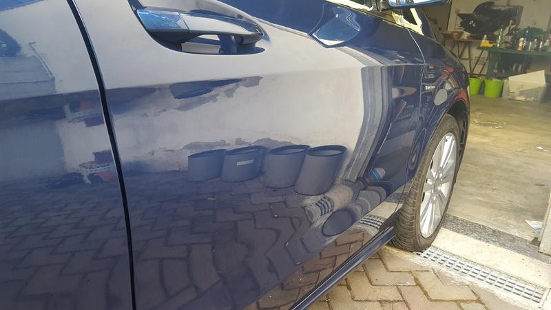 """Primo lavoro """"completo"""" Mercedes Classe B 20160840"""