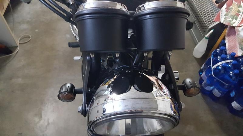 MiTomane Vs. Triumph Bonneville T100 20161031