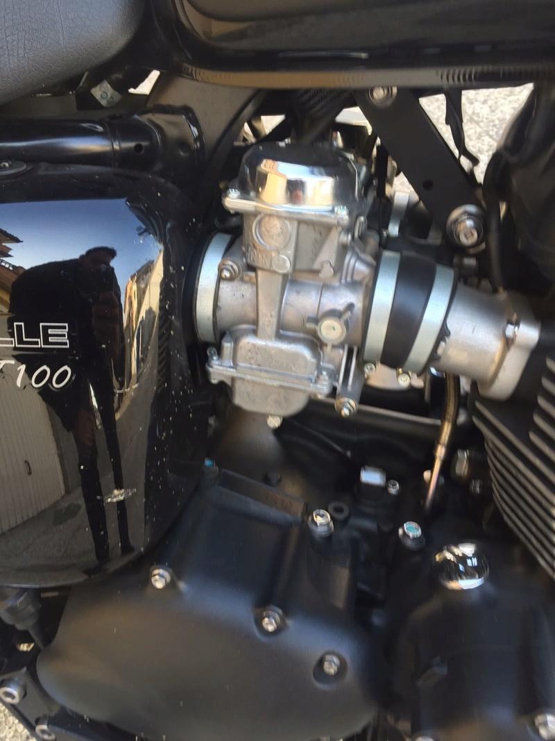 MiTomane Vs. Triumph Bonneville T100 Img-2017