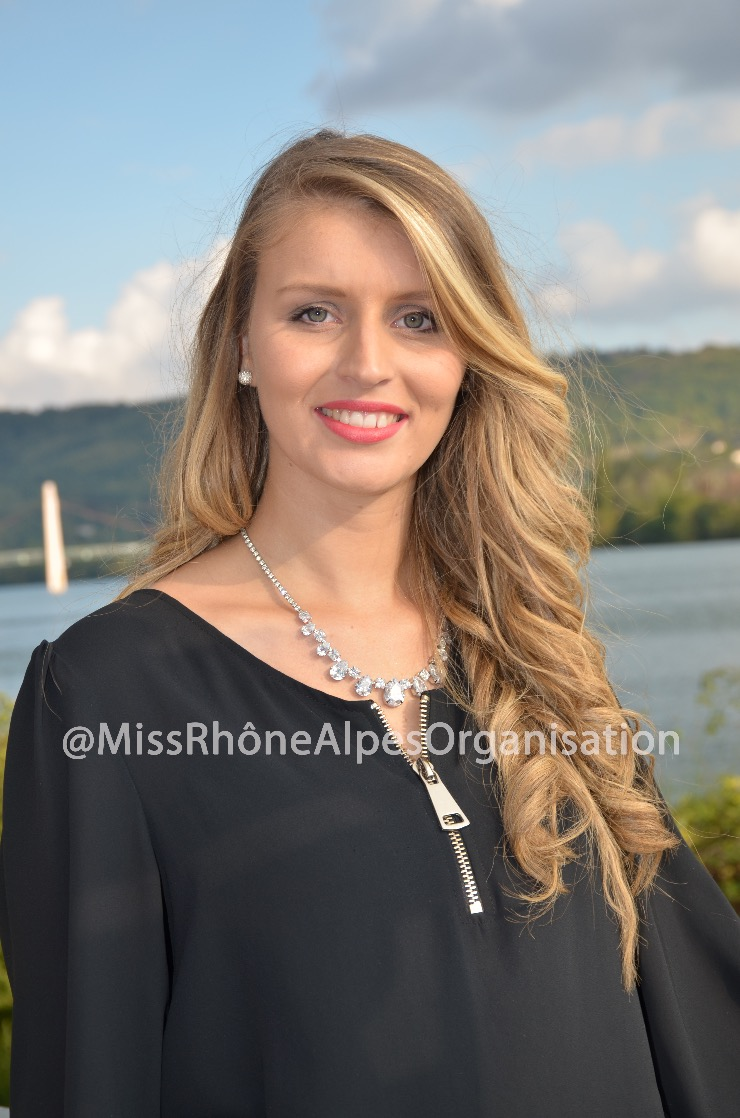 MISS RHONE-ALPES 2016 Charli11