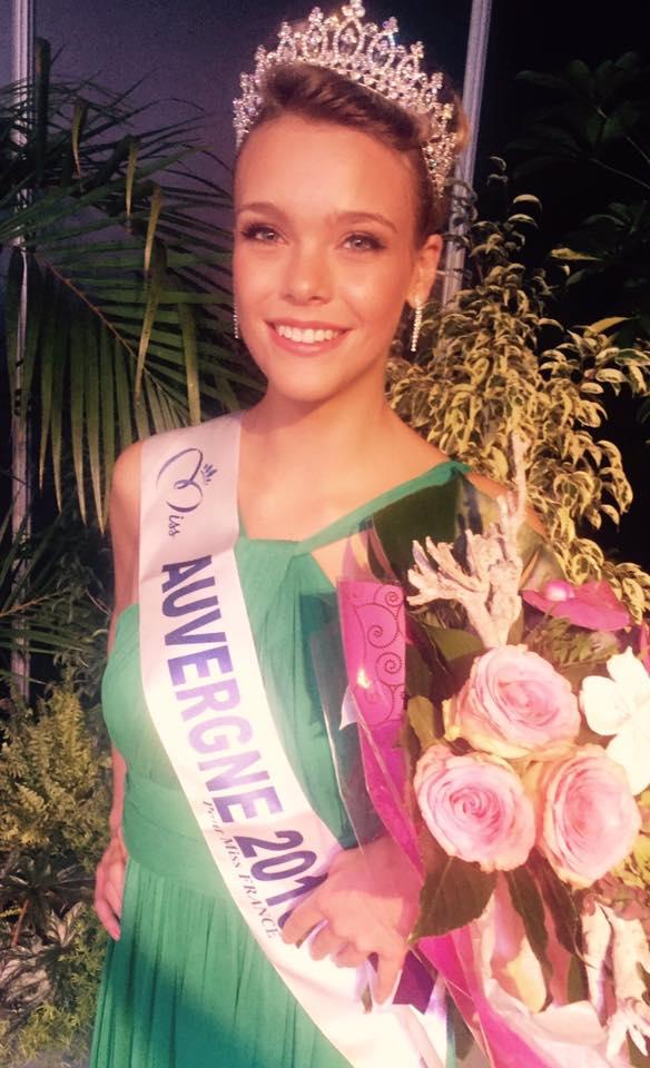 En route pour Miss France : AUVERGNE Ocyane14