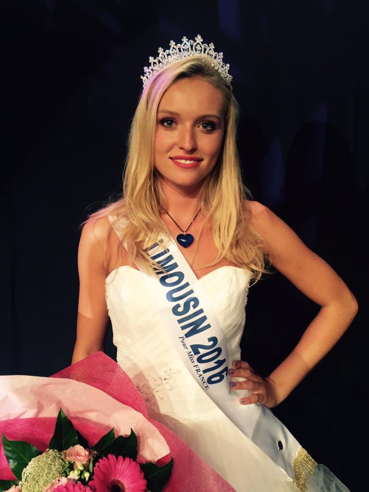 En route pour Miss France : LIMOUSIN Romane12