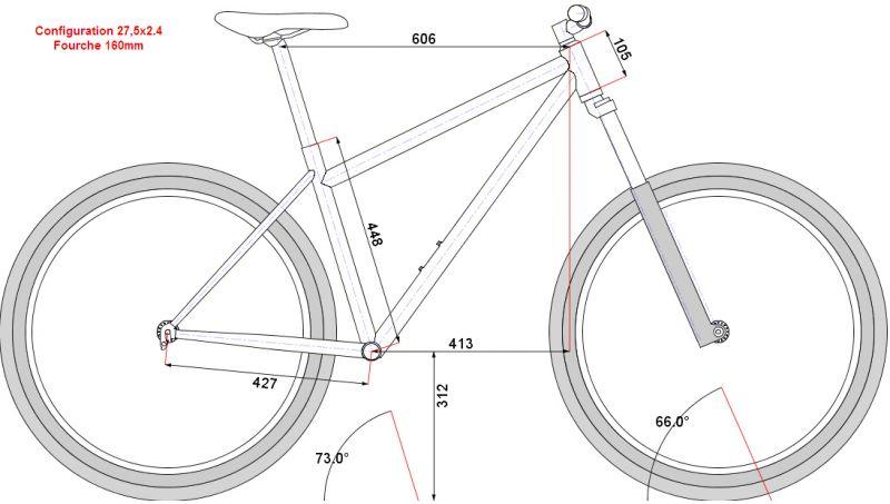 Les vélos Sobre Aede3010