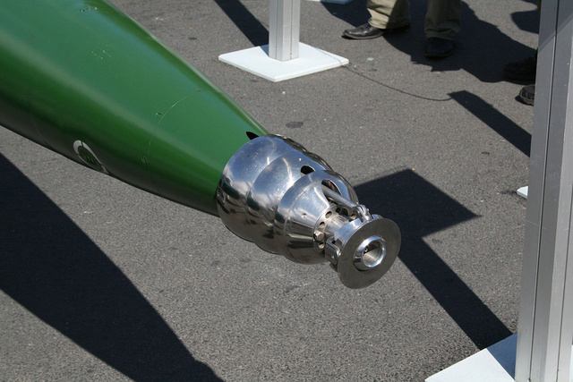 Supercavitation Cone-t11