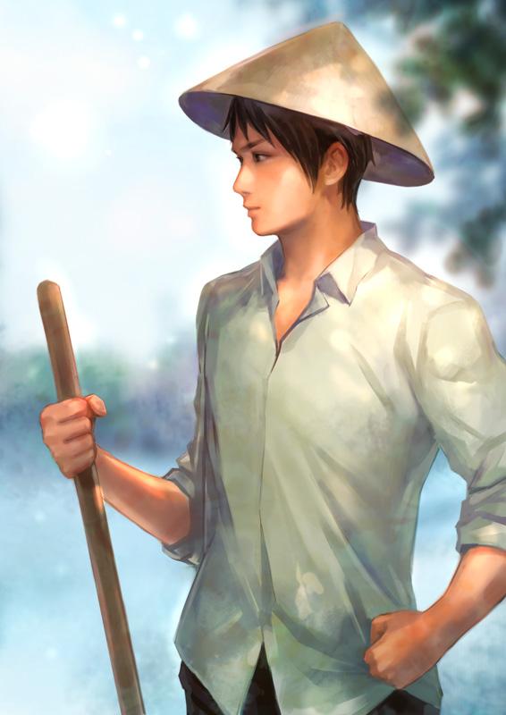 Hiroki Tamachi Monk10