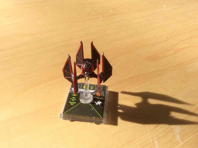 Die X-Wing Selbsthilfegruppe magnetisiert X-Wing Miniaturen! Defend11
