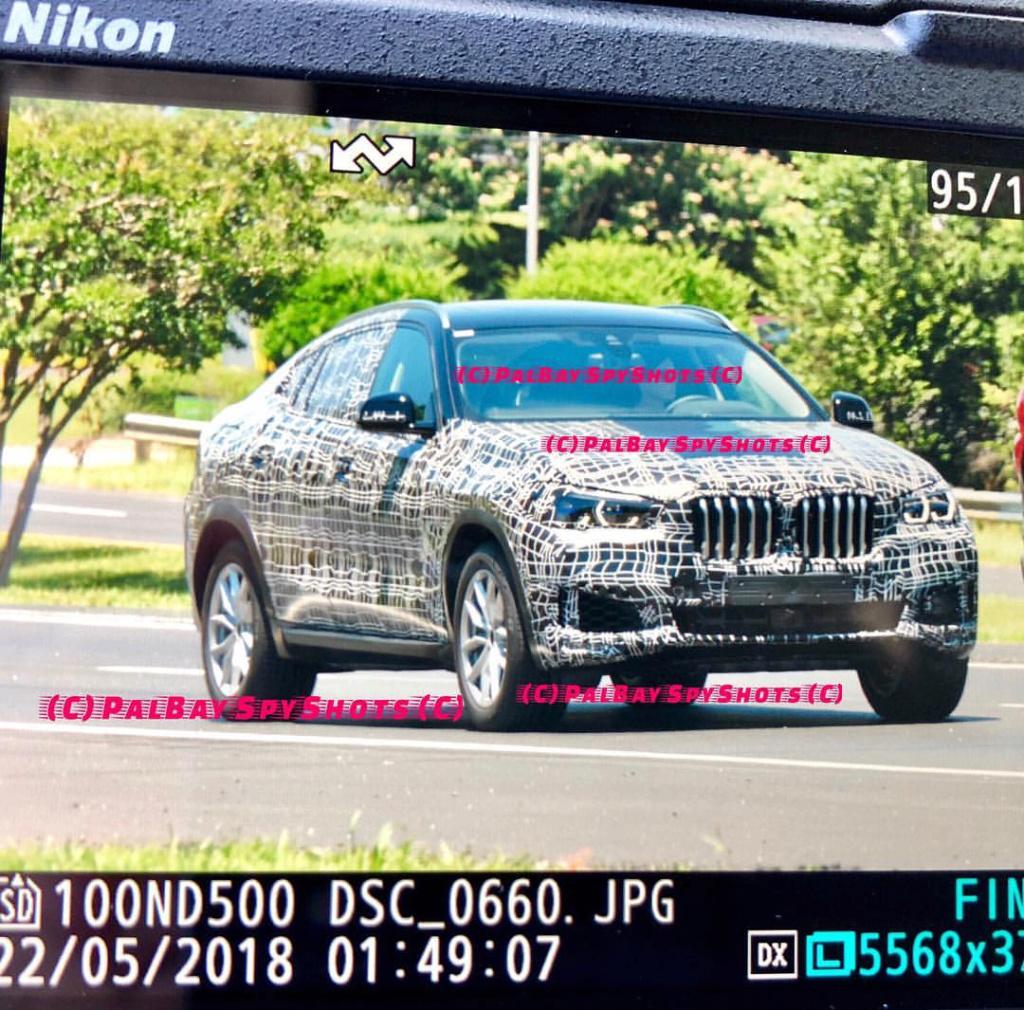 2019 - [BMW] X6 III (G06) 20180610