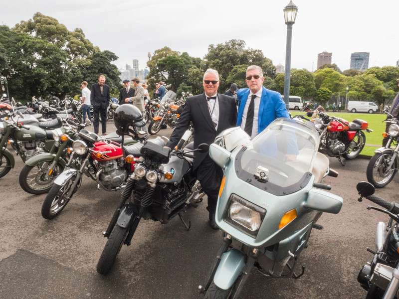 Distinguished Gentleman's Ride - Sydney 20160910
