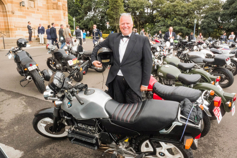 Distinguished Gentleman's Ride - Sydney 20160912