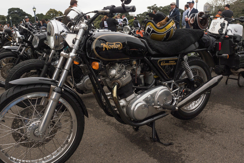 Distinguished Gentleman's Ride - Sydney 20160921