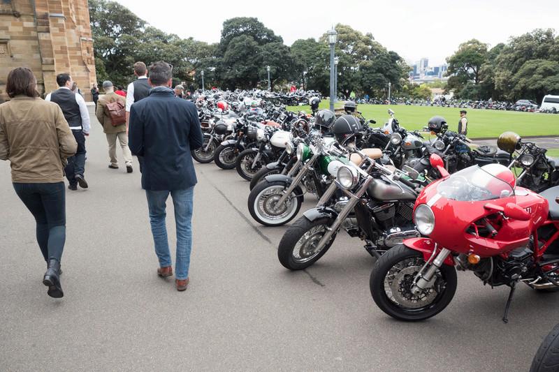 Distinguished Gentleman's Ride - Sydney 20160927