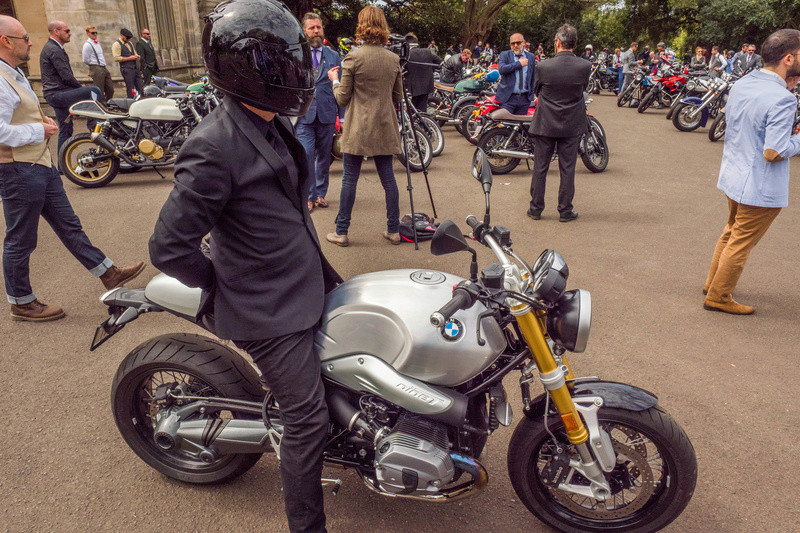Distinguished Gentleman's Ride - Sydney 20160928