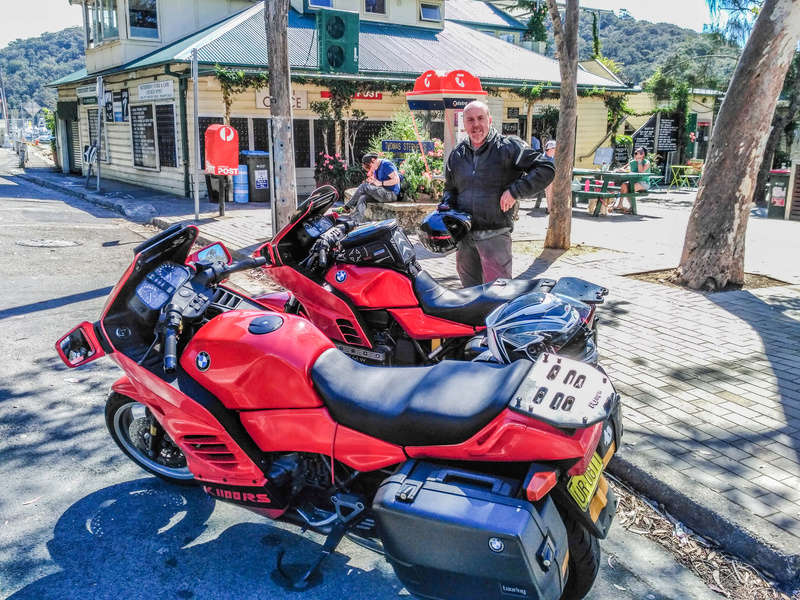 Brissie to Sydney, Melbourne, then Phillip Island ride. 2016_112