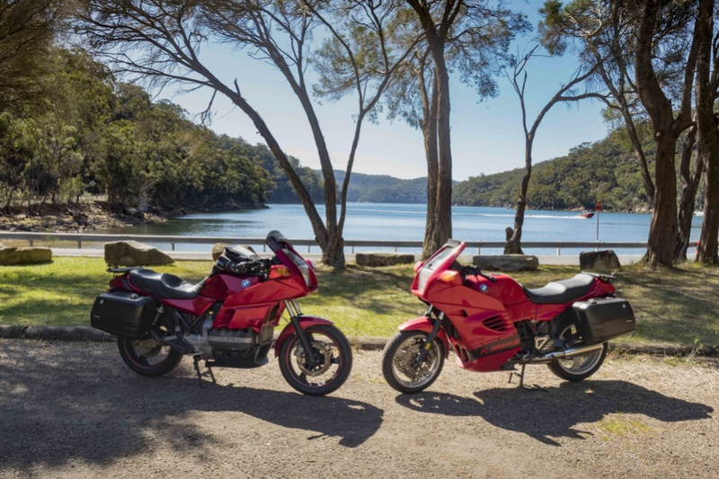 Brissie to Sydney, Melbourne, then Phillip Island ride. 2016_115