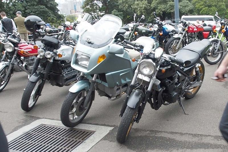 Distinguished Gentleman's Ride - Sydney 3_bike10