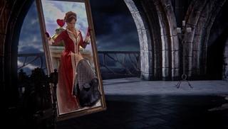 La galerie de la méchante reine. Cora-w10