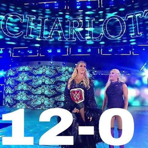 La streak de Charlotte. Streak10