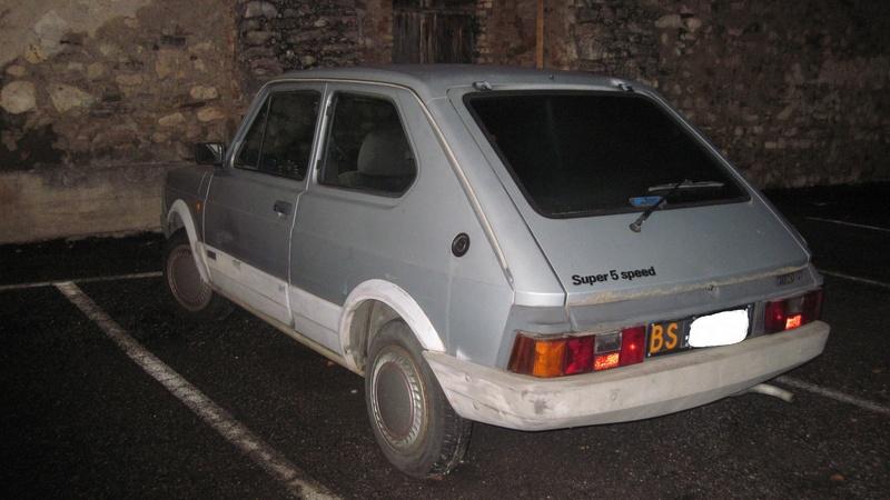avvistamenti auto storiche - Pagina 38 Fiat_110