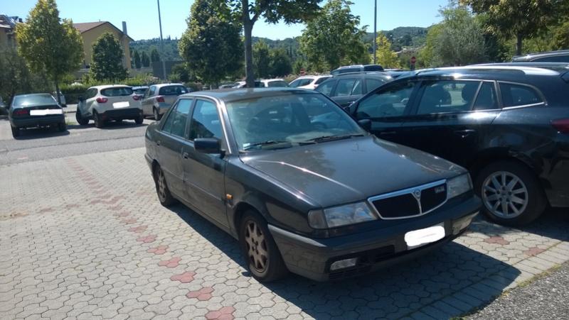 avvistamenti auto storiche - Pagina 37 Lancia17