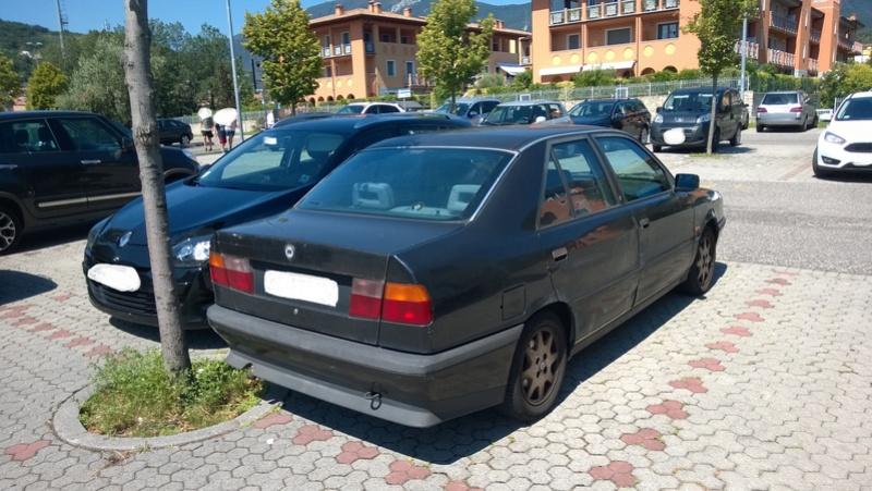 avvistamenti auto storiche - Pagina 37 Lancia18
